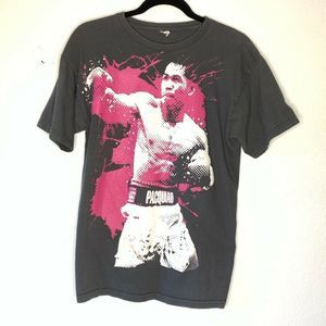 Manny Pacquiao Unisex Alstyle Apparel & Activewear